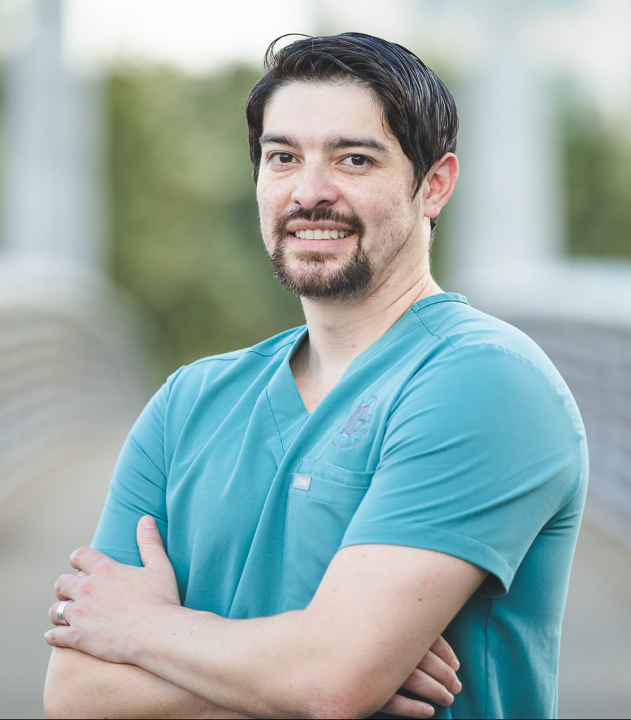 Dr. Daniel Escobedo - G Orthodontics